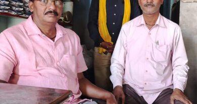 रतनपुरा के तत्कालीन चौकी प्रभारी सदानंद यादव महकमे से सेवानिवृत्त