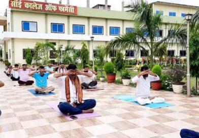 मऊ में भाजपा कार्यकर्ताओं ने 19 मंडलों समेत 9 जगहों पर मनाया अंतर्राष्ट्रीय योग दिवस